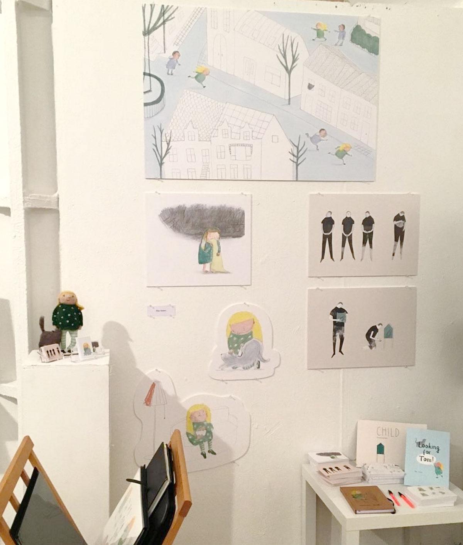 MA Children's Book Graduation Exhibition 2017