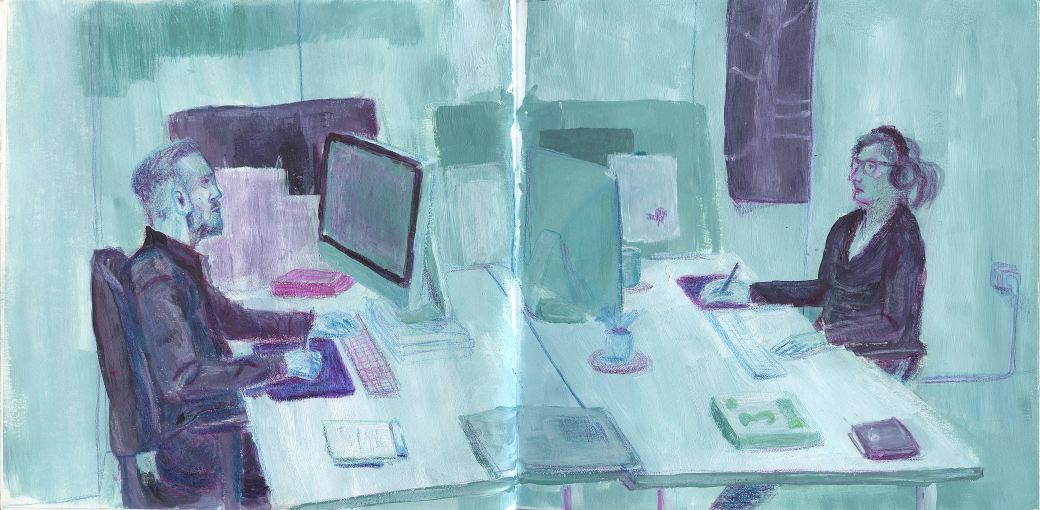 painting colour by ellen vesters illustrator ma childrens book illustration