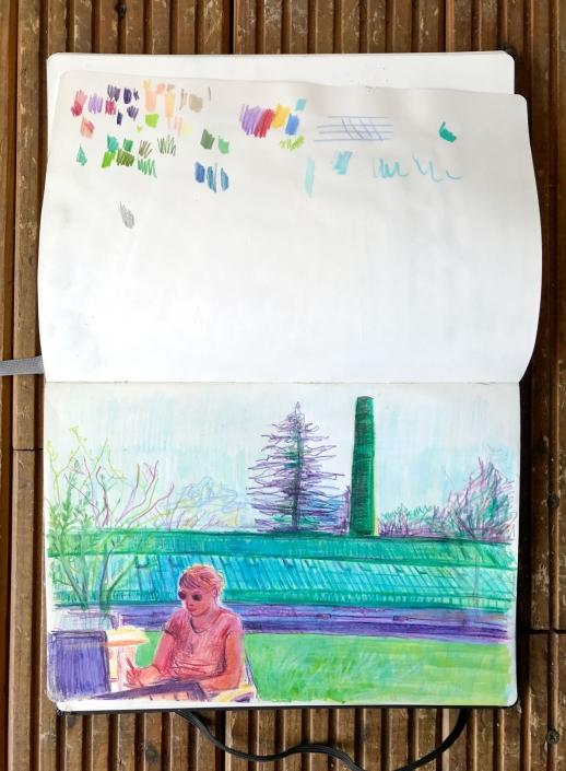 Hortus by Ellen Vesters lllustrator