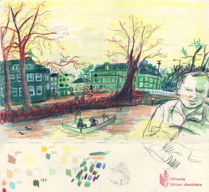 Stadsschouwburg Utrecht by Ellen Vesters lllustrator