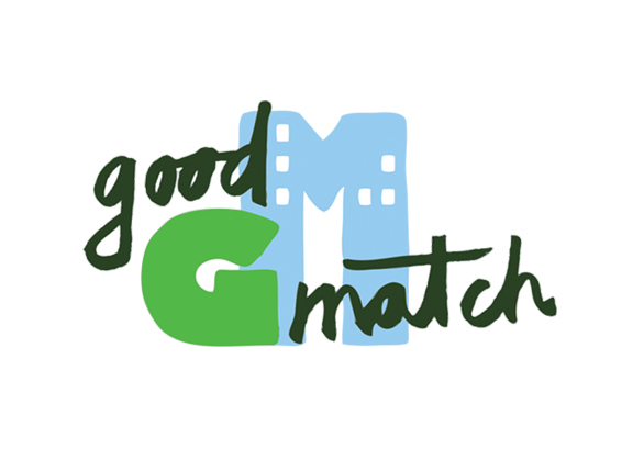 logo good match